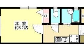 1K {building type} in Miyake - Fukuoka-shi Minami-ku