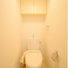 1LDK Apartment to Rent in Ota-ku Toilet