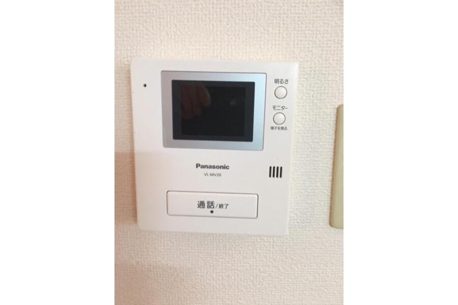 1DK Apartment to Rent in Osaka-shi Joto-ku Security