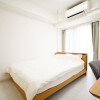 在江東區內租賃1K 公寓大廈 的房產 臥室
