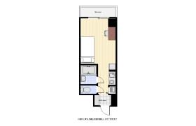 品川區二葉-1R公寓大廈