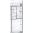 1K Mansion in Tatekawa - Sumida-ku Floorplan