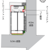 1K Apartment to Rent in Shinagawa-ku Map