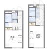1K Apartment to Rent in Ageo-shi Floorplan