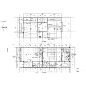 2LDK {building type} in Kanayacho - Kyoto-shi Higashiyama-ku Floorplan