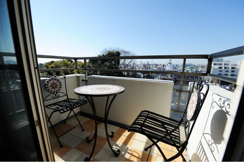 Private Guesthouse to Rent in Setagaya-ku Balcony / Veranda