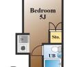 1R Apartment to Buy in Setagaya-ku Floorplan