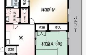 2DK Apartment in Honcho - Asaka-shi