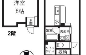 2LDK Mansion in Shinsaku - Kawasaki-shi Takatsu-ku