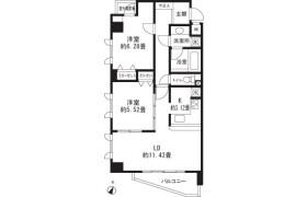 世田谷区三軒茶屋-2LDK公寓大厦