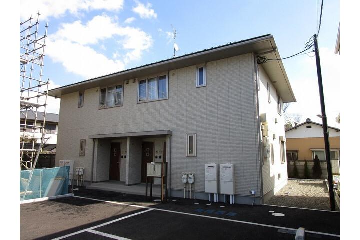 1LDK Apartment to Rent in Chiba-shi Inage-ku Exterior
