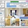 1K Apartment to Rent in Osaka-shi Kita-ku Rent Table