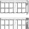 1K Apartment to Rent in Tomigusuku-shi Interior