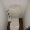 在府中市内租赁1K 公寓 的 厕所