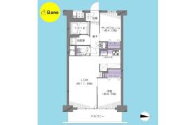 北區滝野川-1SLDK{building type}