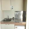 1DK Apartment to Rent in Osaka-shi Naniwa-ku Kitchen