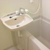 在埼玉市桜区内租赁1K 公寓 的 浴室