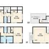 3LDK House to Buy in Shinjuku-ku Floorplan