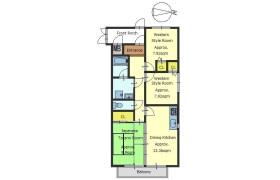 3DK Apartment in Nagitsuji nishiuracho - Kyoto-shi Yamashina-ku