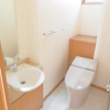 4SLDK Town house to Rent in Minato-ku Toilet