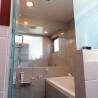 在横浜市中区购买4LDK 独栋住宅的 浴室