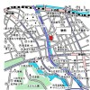 1R Apartment to Rent in Chiyoda-ku Access Map