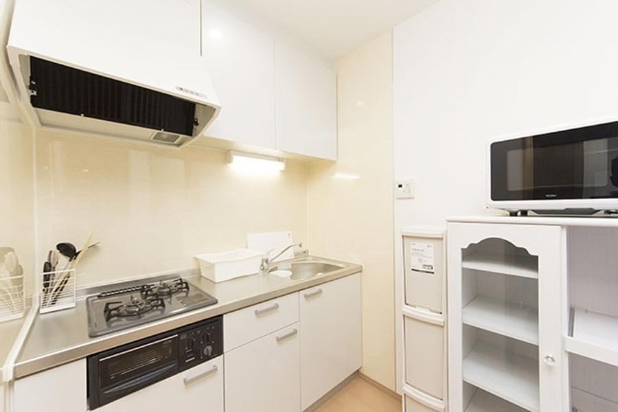 Private Serviced Apartment to Rent in Suginami-ku Kitchen