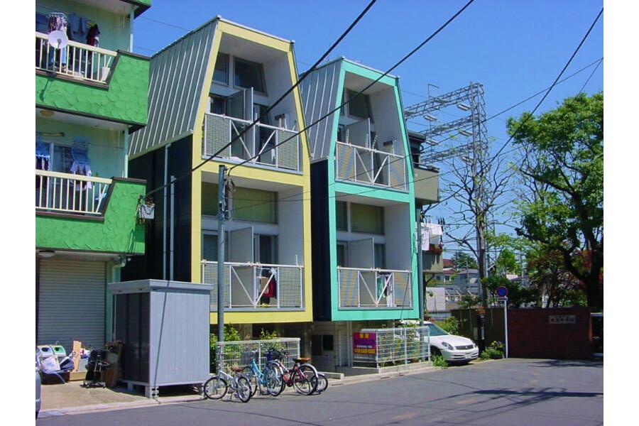 在中野區內租賃1R 公寓 的房產 戶外
