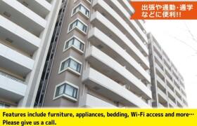 1DK Apartment in Shinyokohama - Yokohama-shi Kohoku-ku