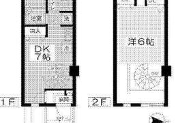 1DK Mansion in Kamitsurumahoncho - Sagamihara-shi Minami-ku
