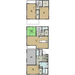 4LDK House in Nisshincho - Saitama-shi Kita-ku Floorplan