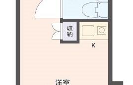 府中市府中町-1R{building type}