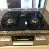 2LDK Apartment to Rent in Yokohama-shi Kanagawa-ku Kitchen