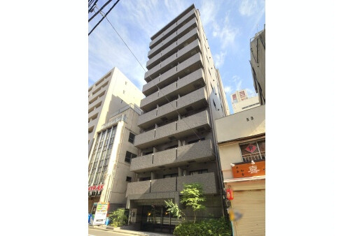 1K Apartment to Buy in Chuo-ku Exterior