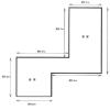 1R Warehouse to Rent in Osaka-shi Kita-ku Floorplan