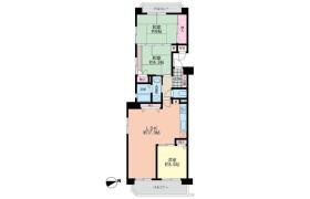 3LDK Apartment in Sarayama - Fukuoka-shi Minami-ku