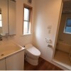 在港区购买4LDK 独栋住宅的 盥洗室