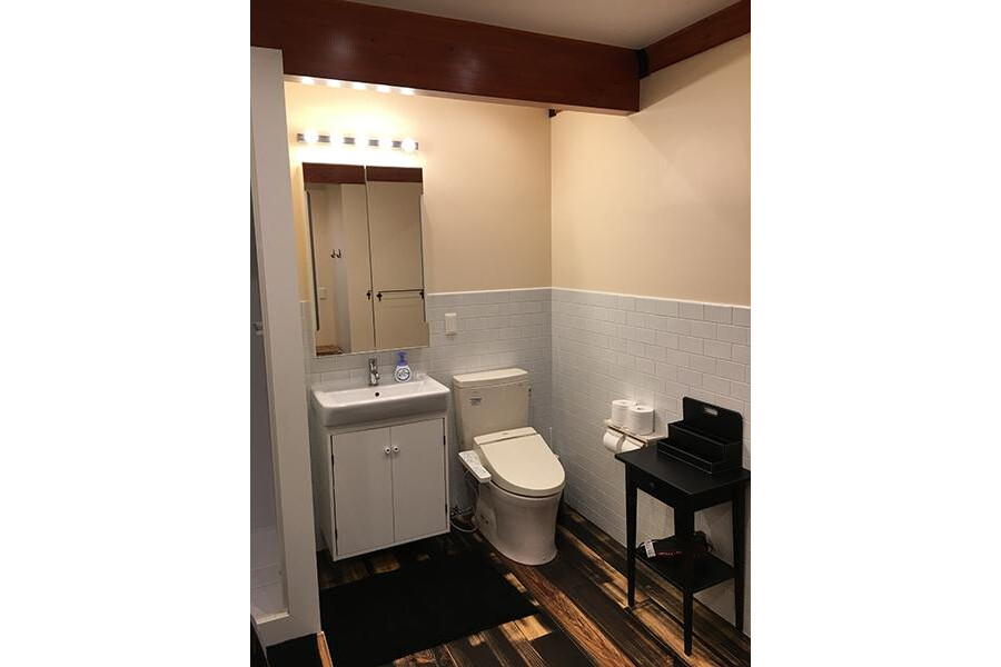 1DK Apartment to Rent in Shinjuku-ku Toilet