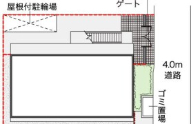 1K Apartment in Shishibone - Edogawa-ku