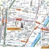 在台東區購買1K 公寓大廈的房產 地圖