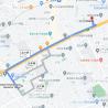 2SLDK Apartment to Rent in Setagaya-ku Access Map