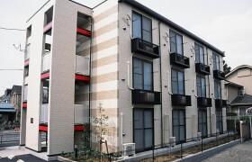 1K Mansion in Momijigaoka - Fuchu-shi
