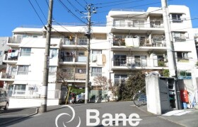 2DK {building type} in Nukui - Nerima-ku