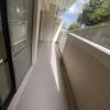2LDK Apartment to Rent in Fukuoka-shi Higashi-ku Balcony / Veranda