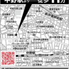 3LDK Apartment to Buy in Nakano-ku Access Map