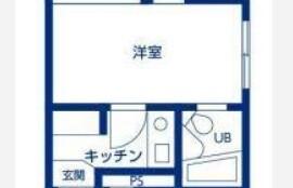 新宿区 西落合 1K {building type}