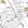 1LDK マンション 千葉市稲毛区 地図