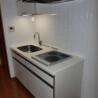 在文京區內租賃1LDK 公寓大廈 的房產 廚房