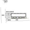 1K Apartment to Rent in Okegawa-shi Layout Drawing