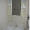 1K Apartment to Rent in Osaka-shi Naniwa-ku Washroom